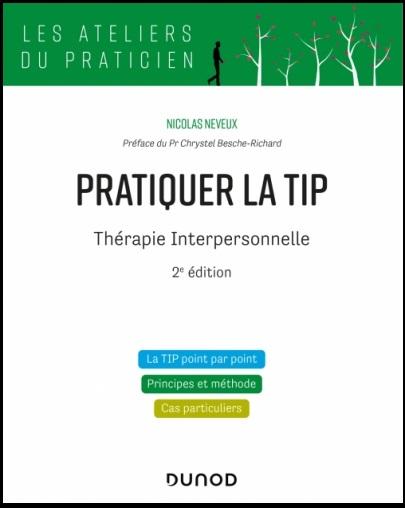 thérapie interpersonnelle livre ouvrage référence